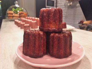 traditional canele copper mold ⌀ 55 mm